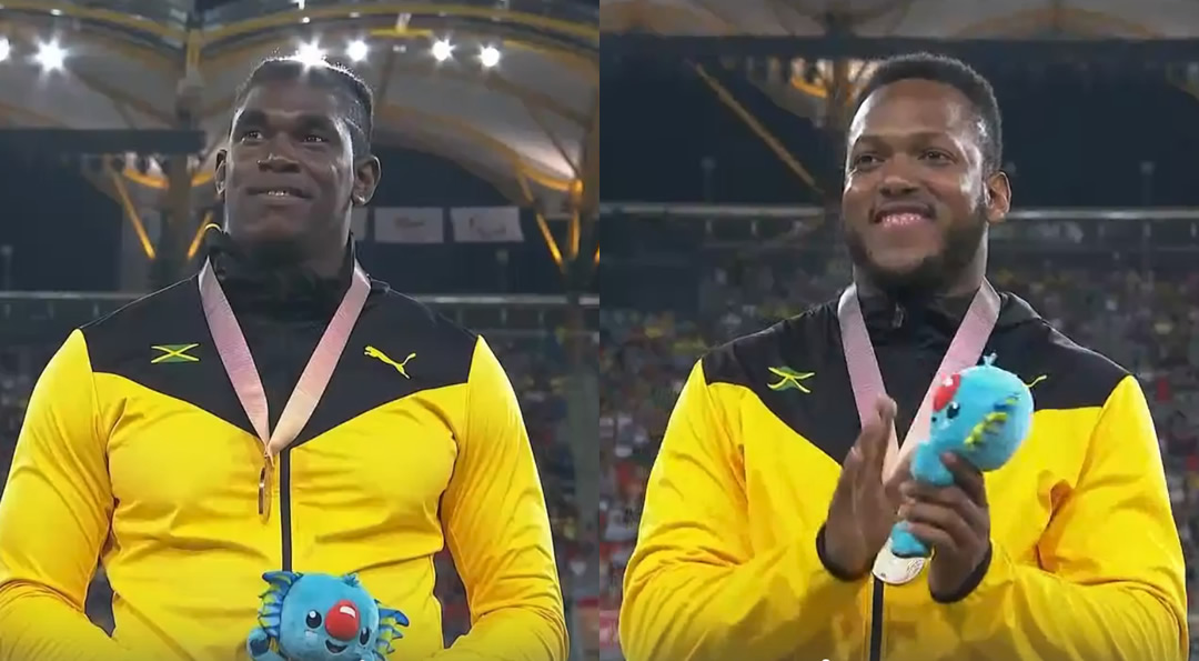Gold-silver-Discus-Commonwealth