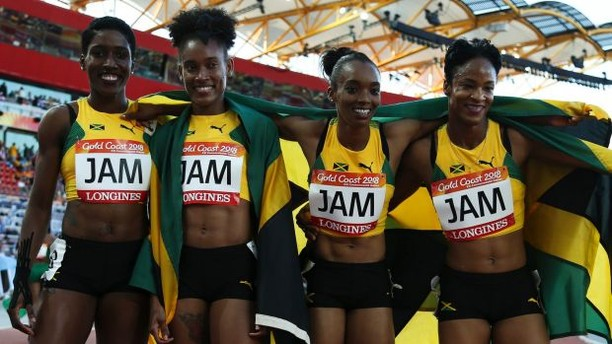 commonwealth-2018-400-relay-women